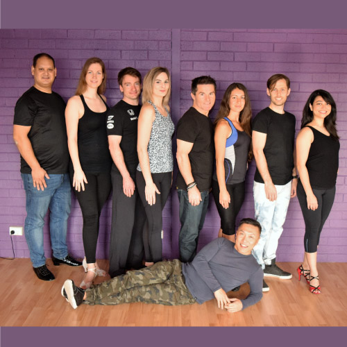 RAPTURE SALSA DANCE ACADEMY