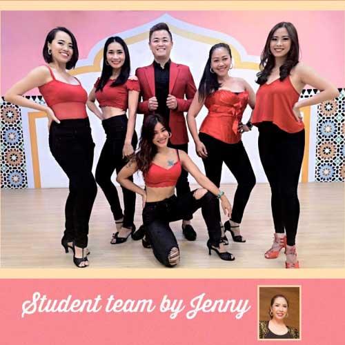 El Movimiento Student Team